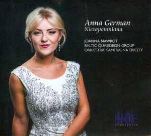 Anna German. Nizapomniana CD