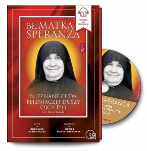 Bł. Matka Speranza CD/mp3